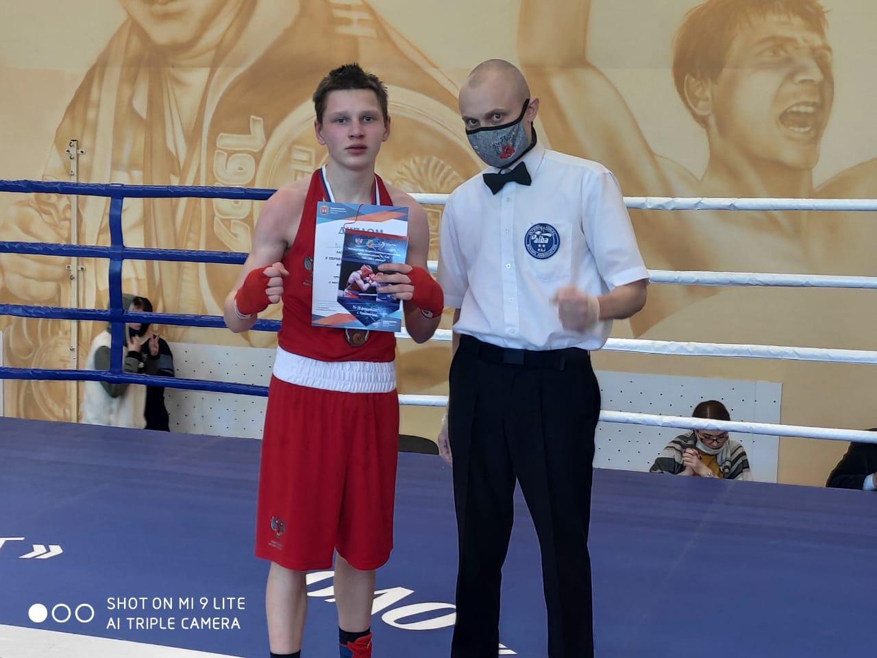 фото с первенства СЗФО по боксу юноши-девушки 15-16 лет 2021_10