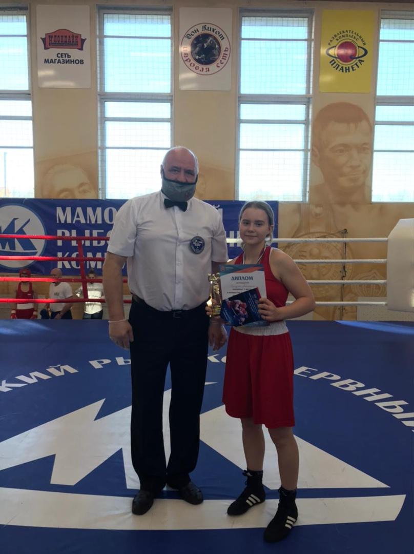 фото с первенства СЗФО по боксу юноши-девушки 15-16 лет 2021_8